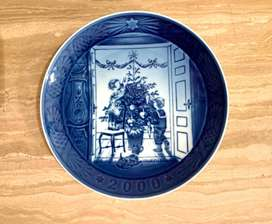 Royal Copenhagen Trimming the Tree with Certificate of Authenticity