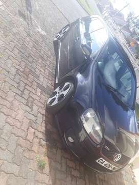 Golf 5 GTI neat in and out,reverse camera, sound eith sub