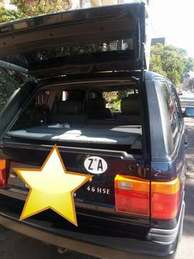 Urgent  sale  this strong range rover SHT  just sturt and go  ,,