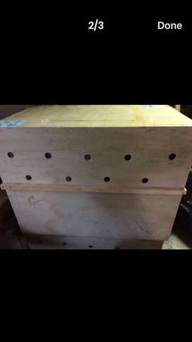 Travel crate size 5