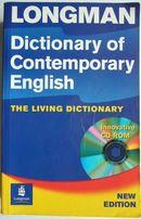 Longman Dictionary of Contemporary English: The Living Dictionary