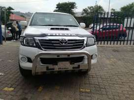 2014 Toyota Hilux 4x4 2.5 Double cab