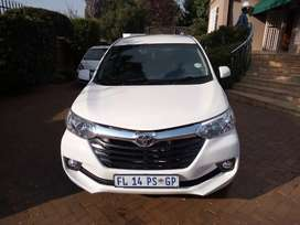 Toyota Avanza 1.5 Seven Seaters Manual For Sale