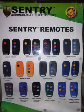 Assorted Gate remotes call us today