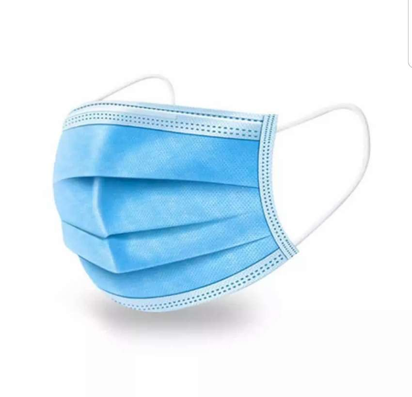 1000x 3 ply non surgical masks 0