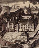 WROCŁAW - Breslau reprodukcje XVIII w. grafik do wystroju wnętrz