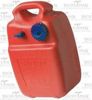 Zbiornik paliwa do silnika zaburtowego, 12l ze wskaźnikiem - YACHTAMAN