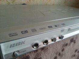 DVD плеер BBK dv721s (с караоке)