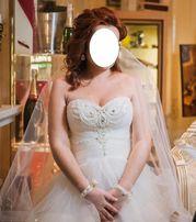 Свадебное платье Nelly (дизайнер Оксана Муха)