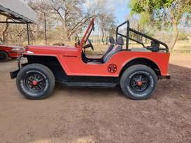 Vw jeep (veep) 1600  swop/ruil or make me an offer