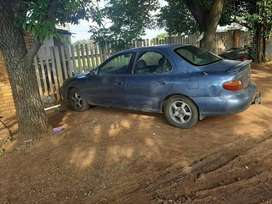 Double Deal – Two Hyundai Elantra's 1.8 for Sale – R18 000 or Swop