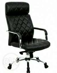 Luxurious pure leather office chair 0