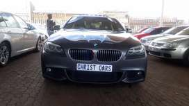 2012 BMW 520d engine capacity m sport.