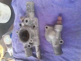 Toyota corolla 2E water housing and thermostat housing