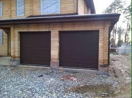 Откатный и гаражные ворота