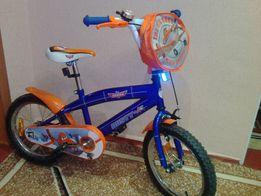 Детский велосипед Самолеты