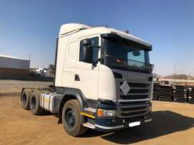 Used 2017 Scania G460 for sale