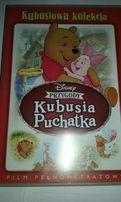 Przygody Kubusia Puchatka - bajka dvd + gratis