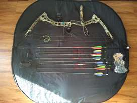 Bowtech compound bow left hand