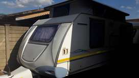 SPRITE SPLASH 2001 MODEL IN VEREENIGING WITH FULL TENT AND RALLY TENT