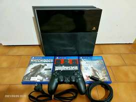 Sony PS4 complete console 1 controler R4500