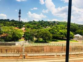Clean and secure 1.5  flat available for rent in Muckleneuk, Pretoria