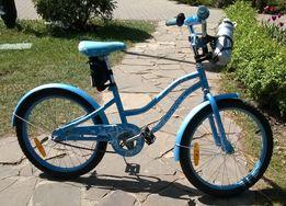 Велосипед для девочки на 5-12 лет