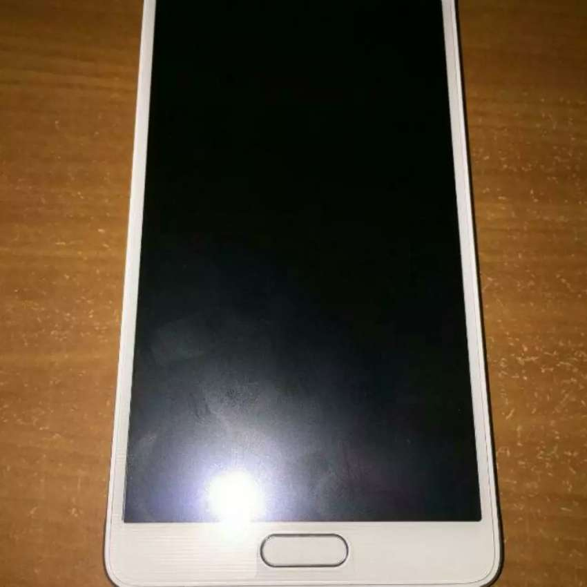 Galaxy note 4 perfect condition 0