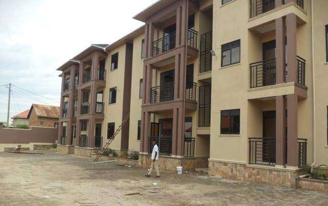 brand new self contained double rooms apartment in kisasi at 400k 0
