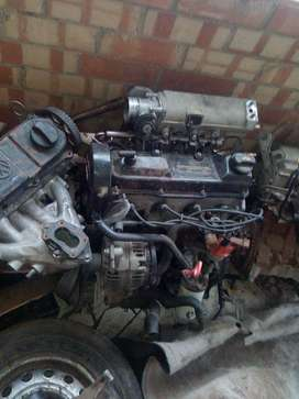 Vw Engines 1.3,1.4,1.6 and 1.8 Feil injection or carb