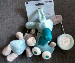 Karuzela Nattou zabawka nad łóżeczko