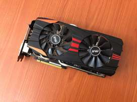 4GB ASUS Gaming Graphics Cards (R9290-DC2OC-4GD5)
