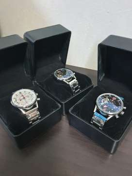 Tag Heuer watches for sale.
