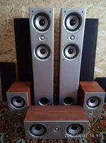 Продам комплект акустики Polk Audio 5.0