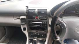 Mercedes benz c200 for sale in witbank with open roof