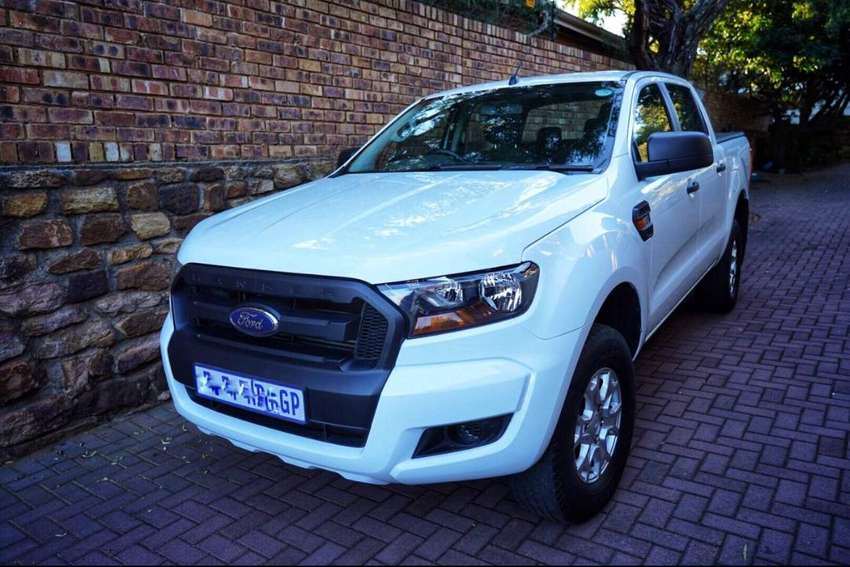 2016 Ford Ranger Double Cab 2.2 XL 0
