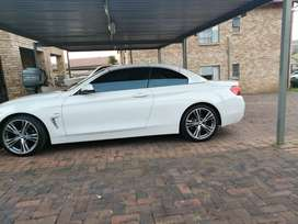 Convertable for hire, for weddings or matric dance
