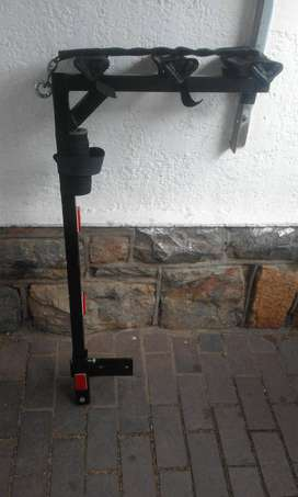 Bicycle Carrier for 3 Bikes Massive .Lockable. With plate for the T/b