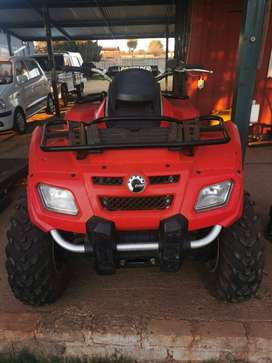 EXCELLENT CONDITION Can Am Outlander 800efi 4x4