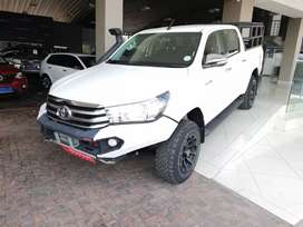 2017 Toyota Hilux 2.8 GD6 A/T 4x2