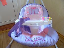 Детская электронная качель-Укачивающий центр Bugies от ТМ Caretero