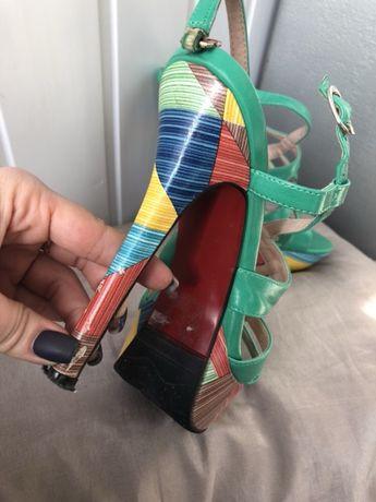 Продам босоножки летние босоножки Запорожье - изображение 5