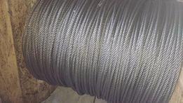 Продаю канат(трос) стальной лифтовой диаметр 10,5 мм(ГОСТ 3077-80)