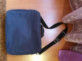 Сумка - портфель для ноутбука