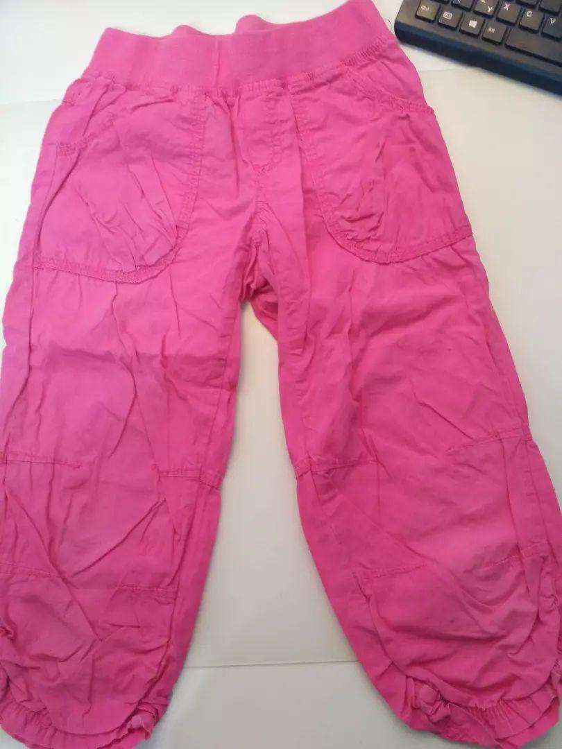 dětské tříčtvrteční kalhoty 0