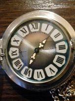 Часы карманные Молния отличное рабочее состояние! * небольшой торг