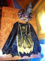 Карнавальный костюм Ведьмочка,Колдунья