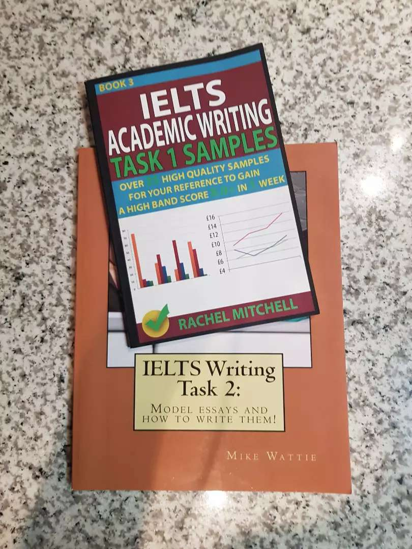 IELTS books for sale