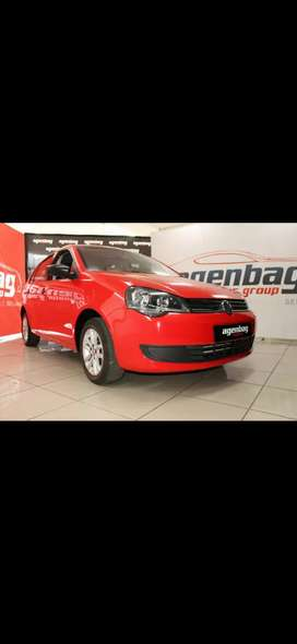 2014 VW Polo Vivo hatch 1.4 Concepline