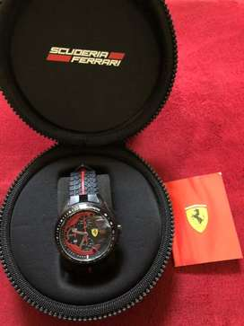 Ferrari wristwatch